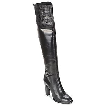 Zapatos Mujer Botas urbanas Alberto Gozzi GRINGO NERO Negro