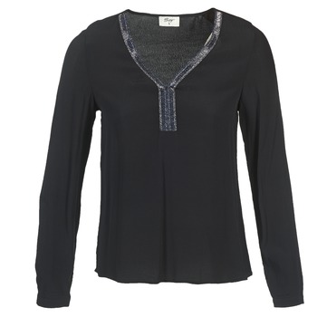 textil Mujer Tops / Blusas Betty London FALINDI Negro