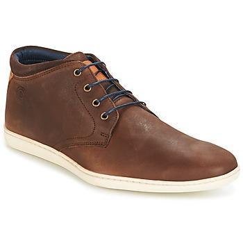 Zapatos Hombre Zapatillas altas Casual Attitude CALER Marrón