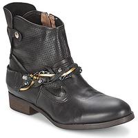 Zapatos Mujer Botas de caña baja Regard SOFAXO Negro