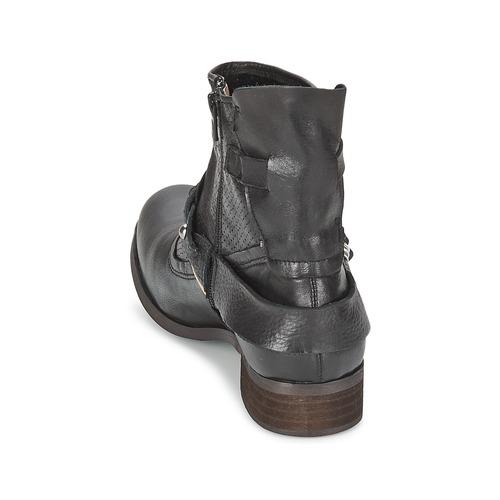 Mujer Caña Sofaxo Baja Negro Botas Zapatos Regard De 0wPn8OXk