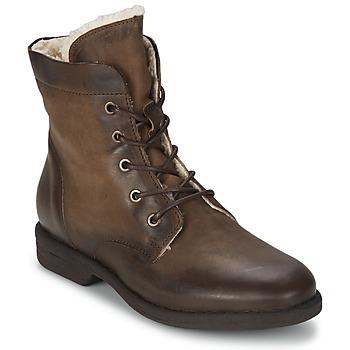 Zapatos Mujer Botas de caña baja Mjus DOO Marrón