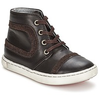 Zapatos Niño Botas de caña baja Tartine Et Chocolat JR URBAIN Chocolate