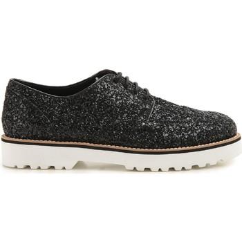 Zapatos Mujer Derbie Hogan HXW2590S112L04B999 nero