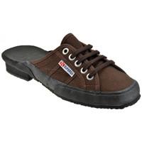 Zapatos Mujer Zuecos (Clogs) Superga  Marrón