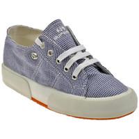 Zapatos Mujer Zapatillas bajas Superga  Azul