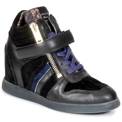 Gran descuento Zapatos especiales Serafini LEXINGTON Negro