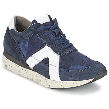Zapatos Mujer Zapatillas bajas OXS JAZZ Marino
