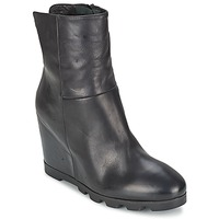 Zapatos Mujer Botines OXS IGLOO Negro