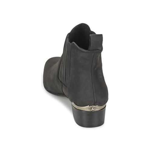Slade Botas Kg De Baja Zapatos Caña Kurt Negro By Mujer Geiger pSMzVU