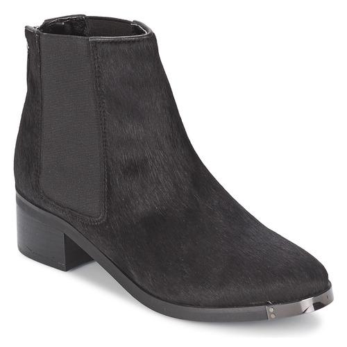 KG by - Kurt Geiger SHADOW Negro - by Envío gratis Nueva promoción - Zapatos Botas de caña baja Mujer 134,40 317dac