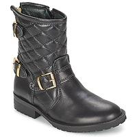 Zapatos Niña Botas de caña baja Hip RAVUTE Negro