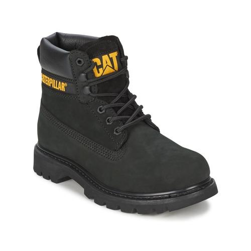Zapatos promocionales Caterpillar COLORADO Negro  Gran descuento