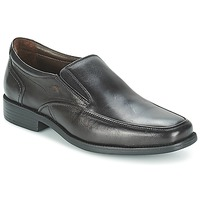 Zapatos Hombre Mocasín Fluchos RAPHAEL Negro