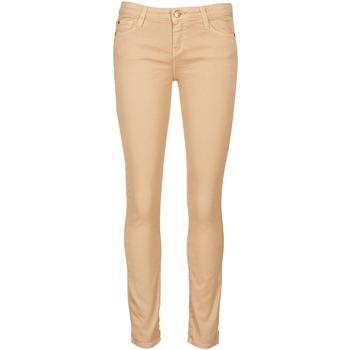 textil Mujer Pantalones cortos Acquaverde SCARLETT Crema