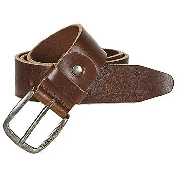 Accesorios textil Hombre Cinturones Jack & Jones PAUL Marrón