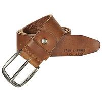 Accesorios textil Hombre Cinturones Jack & Jones PAUL Cognac