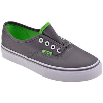 Zapatos Niños Zapatillas bajas Vans  Gris
