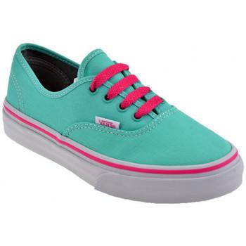 Zapatos Niños Zapatillas bajas Vans  Verde