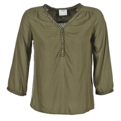 textil Mujer Tops / Blusas Vero Moda CHARLOTTE Kaki