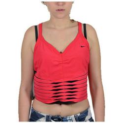 textil Mujer Camisetas sin mangas Nike