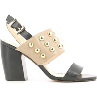 Zapatos Mujer Sandalias Grace Shoes 10-04816 High heeled sandals Mujeres Black