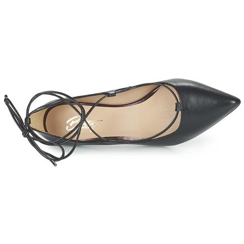 Betty London De Negro Tacón Zapatos Mujer Fiaji N0wvmO8n
