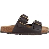 Zapatos Niño Zuecos (Mules) Garatti AN0082 Marr?n