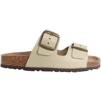 Zapatos Niña Zuecos (Mules) Garatti AN0082 Beige