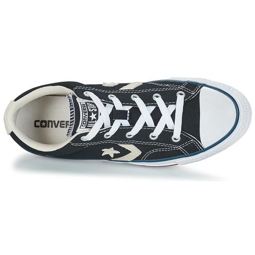 Star Ox Ox Converse Player Converse Negro Star Negro Player kZiuXP