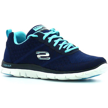 Zapatos Mujer Sport Indoor Skechers Flex Appeal Simply Sweet