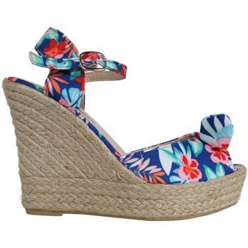 Zapatos Mujer Sandalias Top Way B717303-B7200 Azul