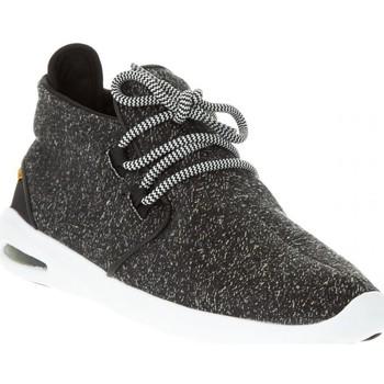 Zapatos Hombre Zapatos de skate Globe NEPAL LYTE black knit Noir