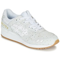 Zapatos Mujer Zapatillas bajas Asics GEL-LYTE III PACK SAINT VALENTIN W Blanco / DORADO