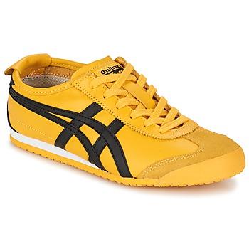 Zapatos Zapatillas bajas Onitsuka Tiger MEXICO 66 Amarillo / Negro