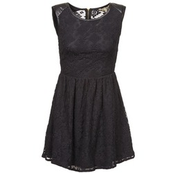 textil Mujer vestidos cortos Yumi KIMI Negro