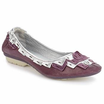 Zapatos Mujer Bailarinas-manoletinas Pataugas TURNER Violeta