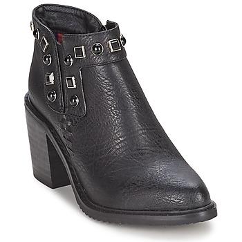 Zapatos Mujer Botines Gioseppo MOSENA Negro
