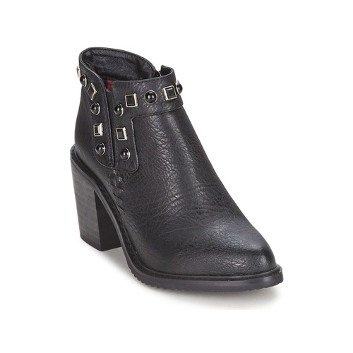 Gioseppo Zapatos Low Mosena Boots Mujer Negro 45L3AjRq