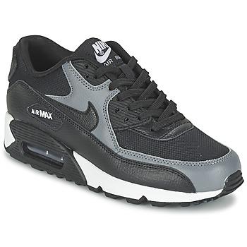 Nike AIR MAX 90 W Negro / Gris