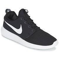 Zapatos Hombre Zapatillas bajas Nike ROSHE TWO Negro / Blanco