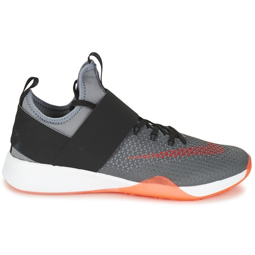 Mujer FitnessTraining W Gris Nike Zoom Zapatos Air Strong Negro 5RjAL34