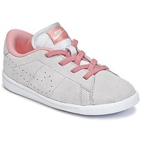 Zapatos Niña Zapatillas bajas Nike TENNIS CLASSIC PREMIUM TODDLER Gris / Rosa