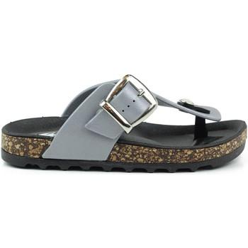 Zapatos Hombre Chanclas Xti 52457 Plateado