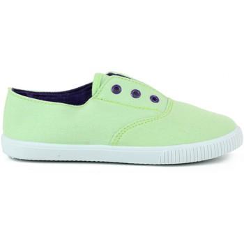 Zapatos Hombre Zapatillas bajas Xti 53025 Verde