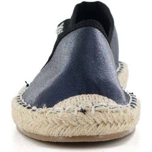 Xti 53053 Azul - Zapatos Alpargatas Mujer 15