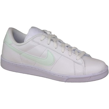 Zapatos Mujer Zapatillas bajas Nike Wmns  Tennis Classic 312498-135 White