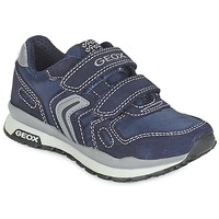 Zapatos Niña Zapatillas bajas Geox J PAVEL Azul