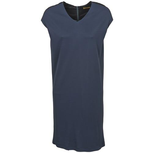 textil Mujer vestidos cortos Lola RUPTURE TYPHON Antracita