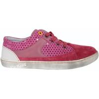 Zapatos Niña Zapatillas bajas Kickers 469382-30 LYLIAN Rosa